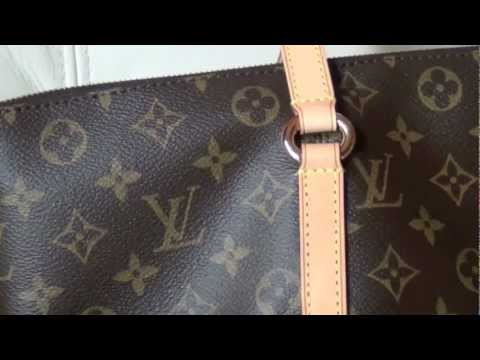 Louis Vuitton Authentic vs Replica - Totally GM