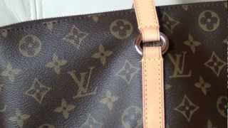 Louis Vuitton Authentic vs Replica - Totally GM