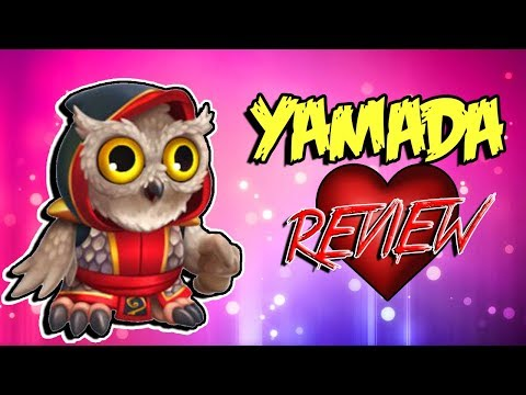 Repartiendo Amor con Yamada !! - Review Monster Legends