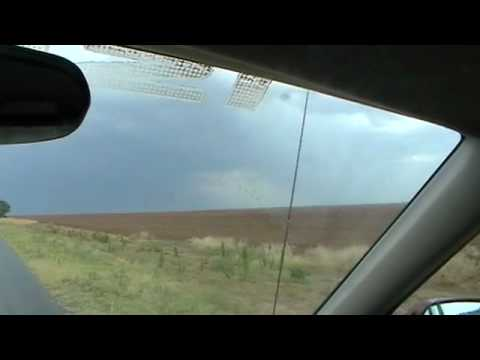 Dawson and Gains County storm 6-14-2010
