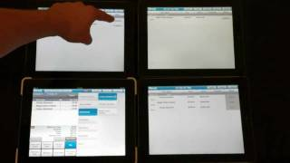 Kitchen KDS for the iPad POS System