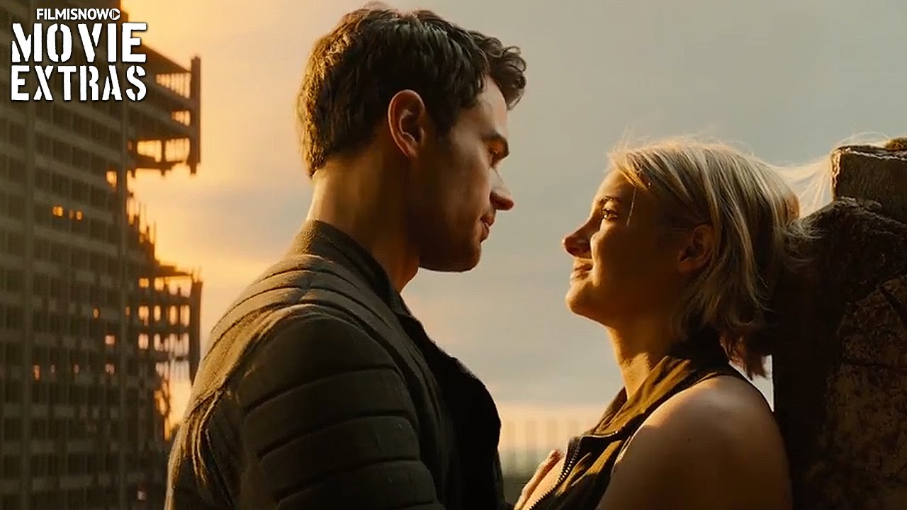 The Divergent Series: Allegiant Clip Compilation (2016)