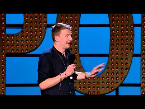 Stand up comedian Joe Lycett. This guy is a comedy genius