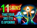 11 SIGNS YOUR THIRD EYE IS OPENING mp3