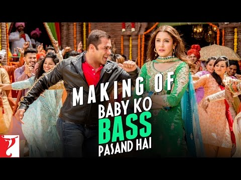 Making of Baby Ko Bass Pasand Hai Song | Sultan | Salman Khan | Anushka Sharma | In Cinemas Now
