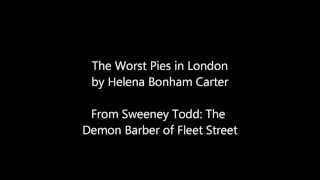 Watch Sweeney Todd The Worst Pies In London video