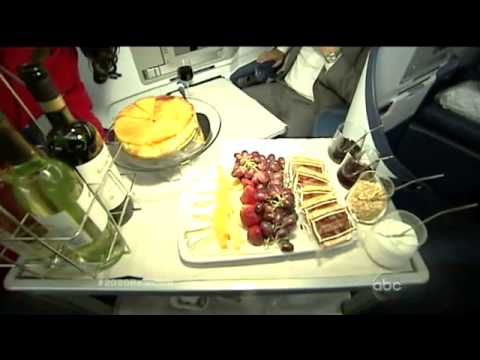 Airplane Food - The Dirty Truth About Where Your Meal Comes From
