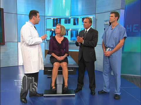 Witness a Cutting-Edge Varicose Veins Treatment on 'The Doctors'