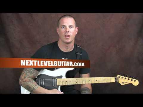 Lessons - Metal - Heavy Metal Riffs 22