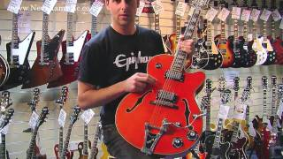 Epiphone Swingster Guitar Demo - Nick from Gibson
