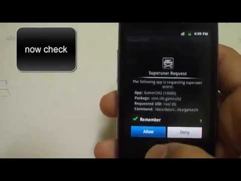 How to root samsung galaxy ace gt s5830i
