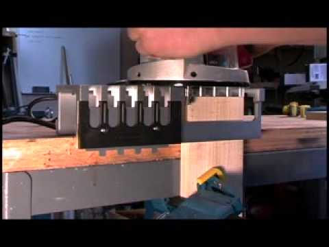 EZ-Pro Dovetail Jig from General Tools (Part 1 of 2)