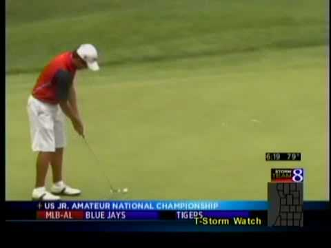 Video clips from early round action at the 2010 US Jr. Amateur Championship ...