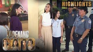 Romina, pinanood ang pagdakip ng mga pulis kay Daniela | Kadenang Ginto (With Eng Subs)