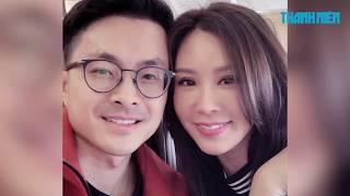 Hoa hậu Thu Hoài tiết lộ về mối tình với bạn trai kém tuổi