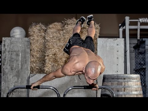 Frank Medrano - SUPERHUMAN LEBERT EQUALIZER Training