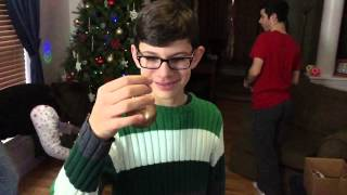 Scalzo Christmas #soloselfie