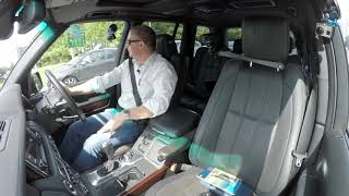 Review and Virtual Video Test Drive In Our 2009 Range Rover 3 6 TD V8 Autobiography 5dr YC59XBA 1