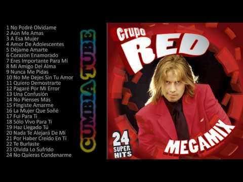 Grupo Red - Megamix Enganchados