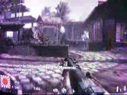Call of Duty 5 World at War Online Xbox Live Gameplay 360