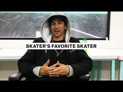 Skater's Favorite Skater: Nick Tucker