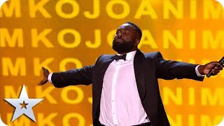 Comedian Kojo brings ALL the laughs to the BGT stage! | The Final | BGT 2019