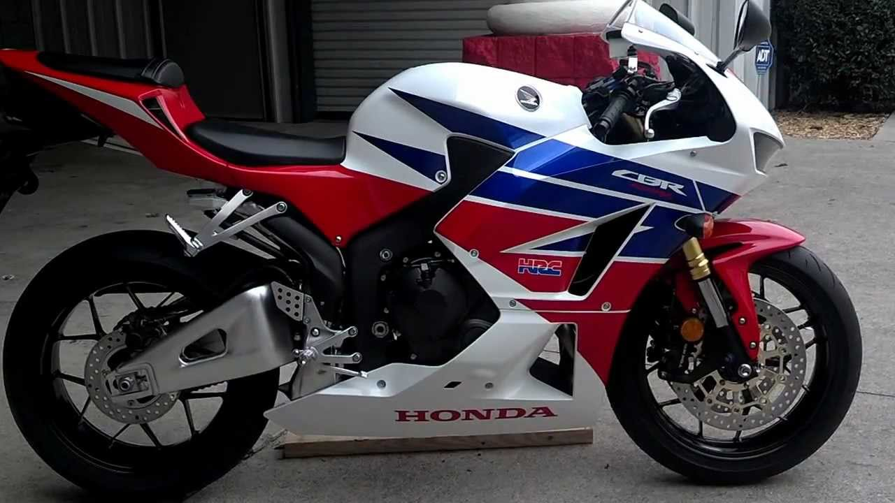 2013 HRC CBR600RR For Sale at Honda of Chattanooga in TN