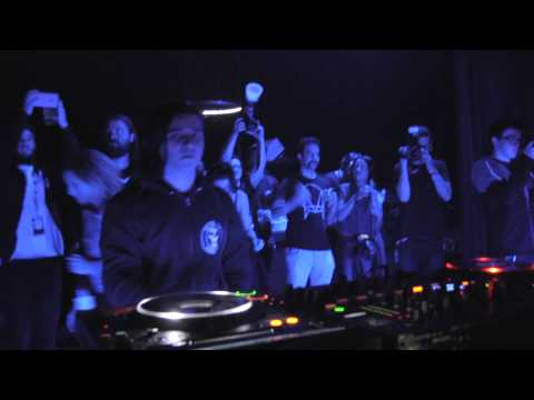 SKRILLEX - ALL LAZERS EVERYTHING @ HOLY SHIP 2015 - DAY 1 - 2.18.2015
