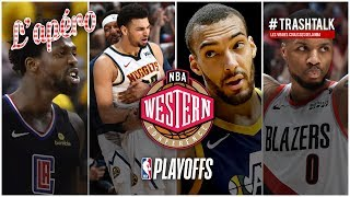 NBA Playoffs 2019 - Conférence Ouest : on vous résume tout !