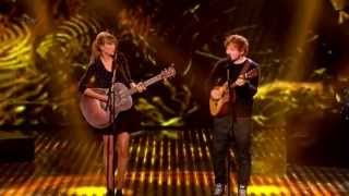 Download Lagu Taylor Swift & Ed Sheeran - Everything Has Changed live on BGT (HD) Gratis STAFABAND