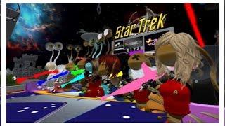 Giant snail race 434 16 Aug 6th Star Trek Tribute