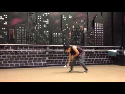 Kelly Rowland Skywalker -  Choreography by Patrick O'Mahony  -
