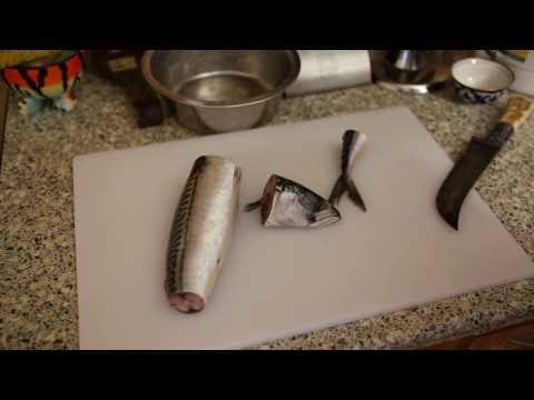 Скумбрия, как приготовить и с чем съесть.