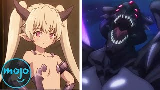 Another Top 10 Surprisingly Overpowered Anime Characters