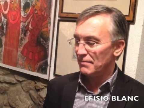 ENRICO THIEBAT- (10) ricordo di Efisio Blanc raccolto il 01/12/12 da Gaetano Lo Presti