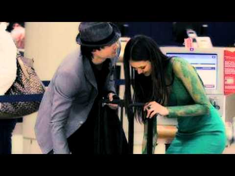 Nina & Ian -Eternal Flame (PCA 2012 and LAX AIRPORT)