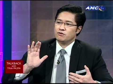 ANC Talkback: 2011: Aquino vs Arroyo? 2/3