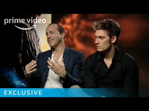 Alex Pettyfer, DJ Caruso & Teresa Palmer on I Am Number 4