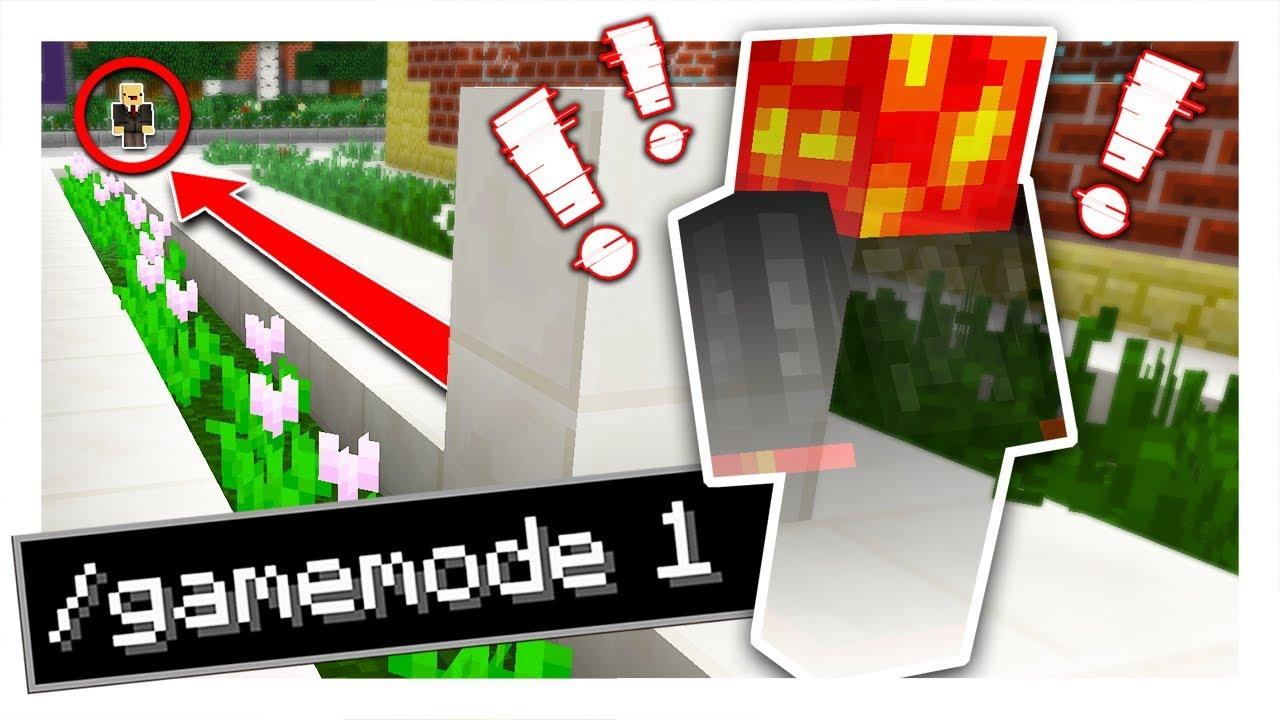 I CHEATED... | MINECRAFT HIDE N' SEEK - Minecraft Mods