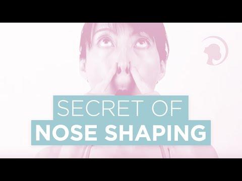The Secret of Nose Reshaping http://faceyogamethod.com/ Face Yoga Method