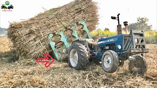 Tractor Fail   Trolley stuck badly 5 Tractor Failed to Rescue   Ford 4600 & Belarus 510