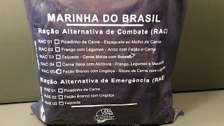 download musica Brazilian Navy 24 Hour MRE Ration Alternative Combat RAC Meal Ready to Eat Taste Test