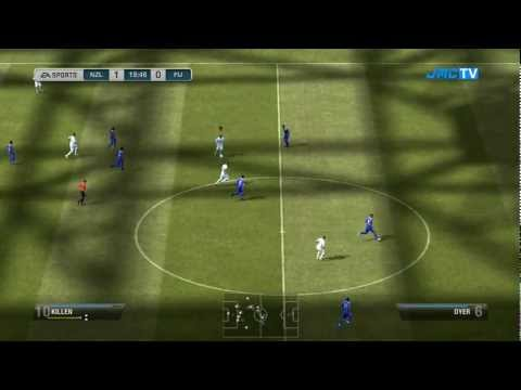 FIFA 12 - RTWC Japan 2012 - New Zealand vs. Fiji