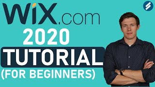 Wix Tutorial for Beginners (2020 Full Tutorial) - Create A Professional Website