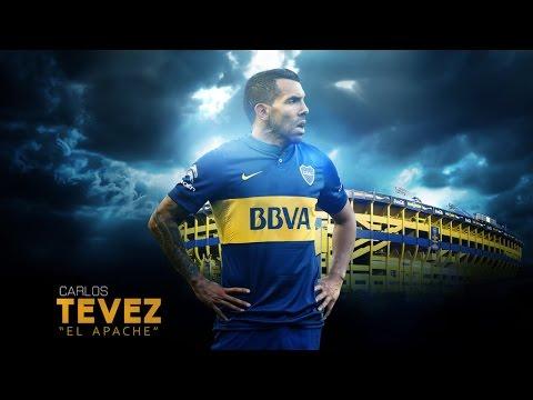 Carlos Tevez - Boca Juniors | Skills, Passes & Goals ●