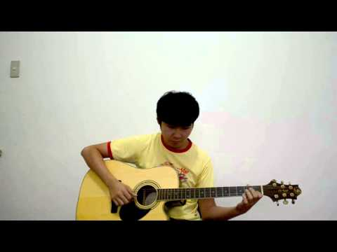 Flo Rida - Whistle (Fingerstyle cover by Jorell)