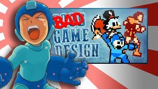 Are NES Games Bad Game Design?