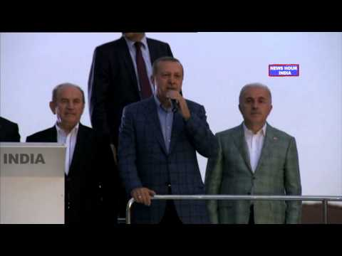 FULL SPEECH: Recep Erdogan after Turkey presidential elections win