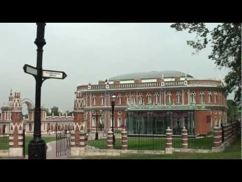 Музей-заповедник Царицыно: экскурсия по парку