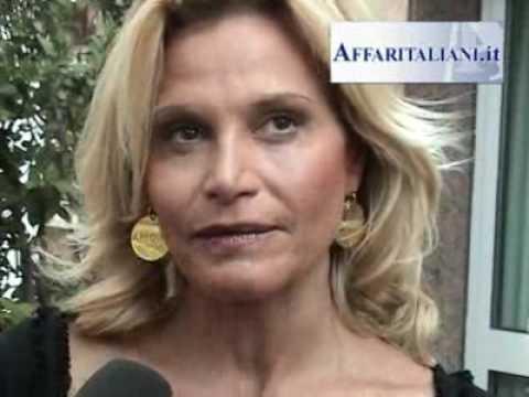 """Simona Ventura ad Affari: """"Mi piace lavorare con Bettarini, ma non vorrei vedere i miei figli in tv"""""""